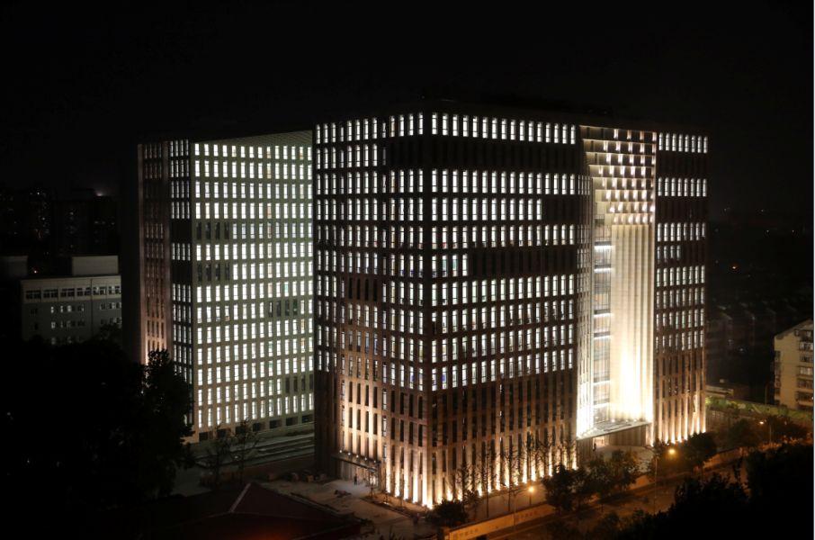 中建二局第三建筑工程有限公司- 工程 展示- 公共建筑